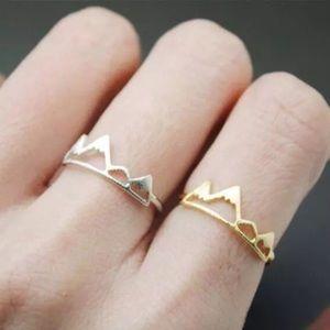 Jewelry - Rustic Mountain Ring